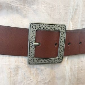 Sportsgirl Australia Boho Leather Belt Sz M/L